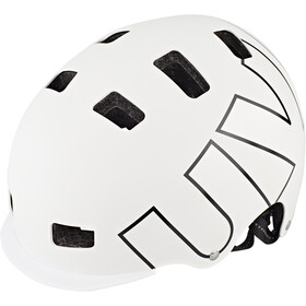 UVEX Helmet 5 Bike Pro, white-black matt